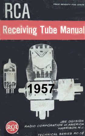1957 Tube Data Manual