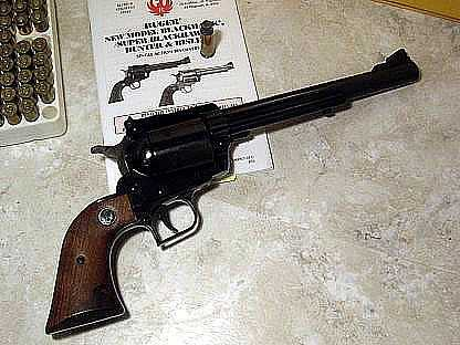 rugar super blackhawk 44 magnum revolver