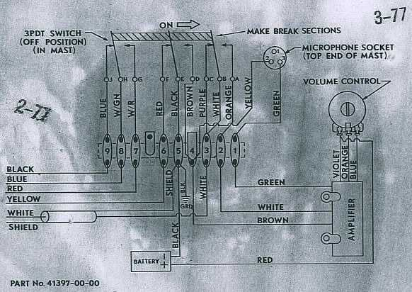 inside mike skiz d104 microphone wiring diagram microphone wiring diagram yaesu 101 ee #6
