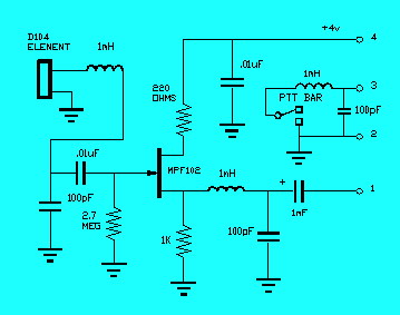 Astatic D104 Schematic Diagram on