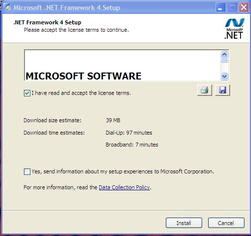 Microsoft Net 4 Download Image